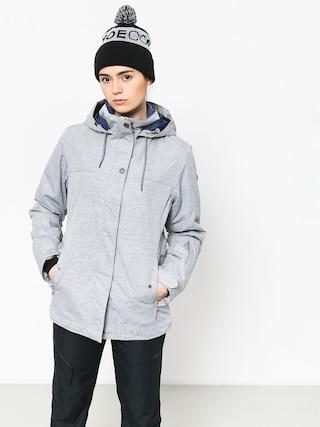 Roxy Billie Snowboard jacket Wmn (warm heather grey)