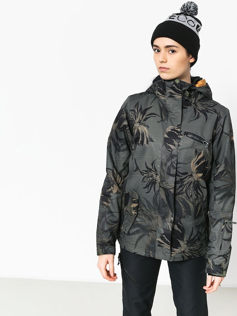 Roxy Jetty Snowboard jacket Wmn (swell flowers)