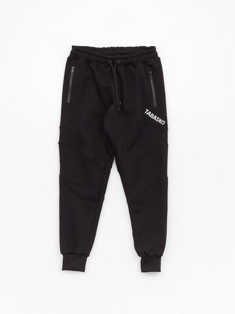 Tabasko Cutted Pants (black)