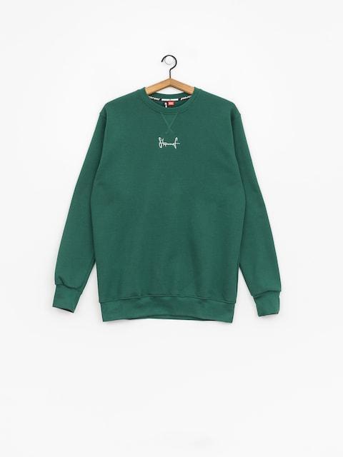 Stoprocent Base Smalltag Sweatshirt (green)