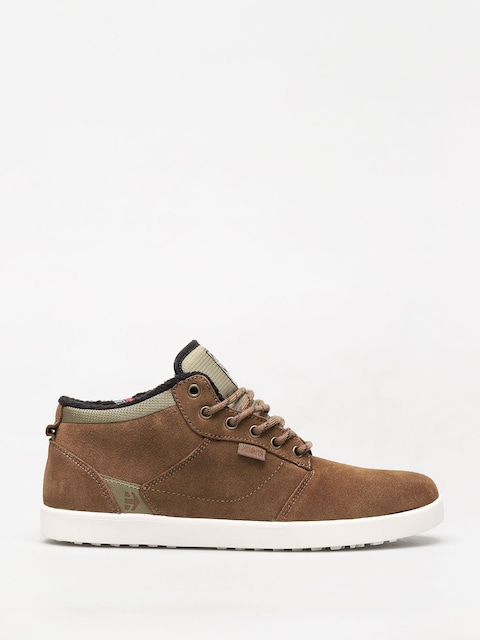 Etnies Jefferson Mtw X 32 Shoes (brown/green)