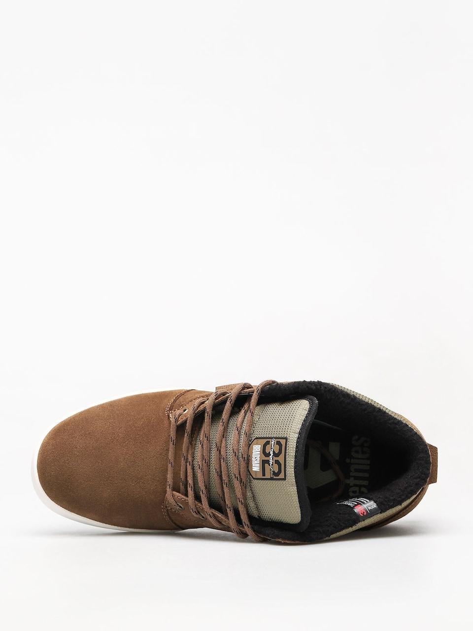 Brown Etnies Jefferson MTW x 32 Shoes Green