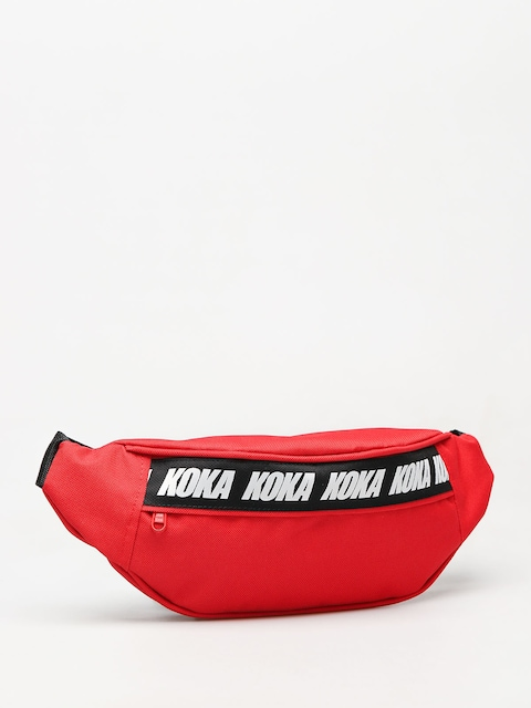 Koka Tape Bum bag (red)