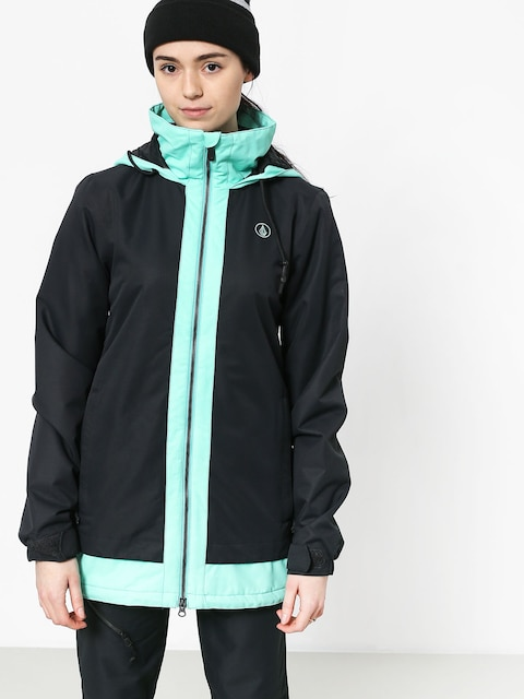 Volcom Westland Ins Snowboard jacket Wmn (blk)