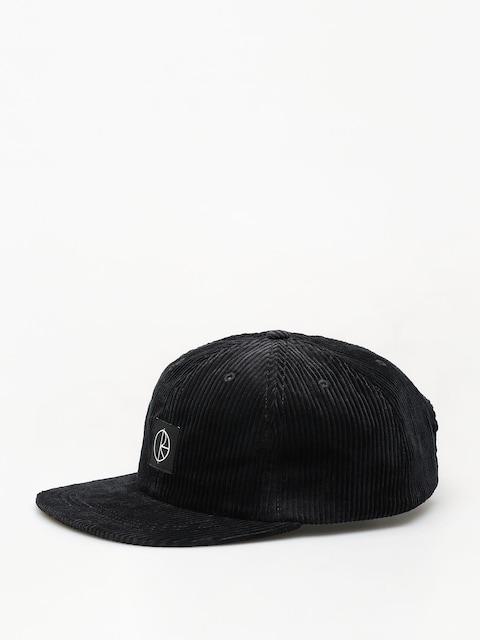 Polar Skate Corduroy ZD Cap (black)