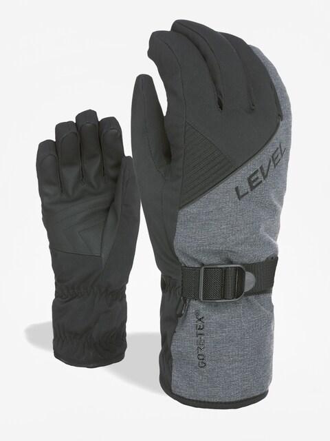 Level Troupper Gore Tex Gloves (black grey)