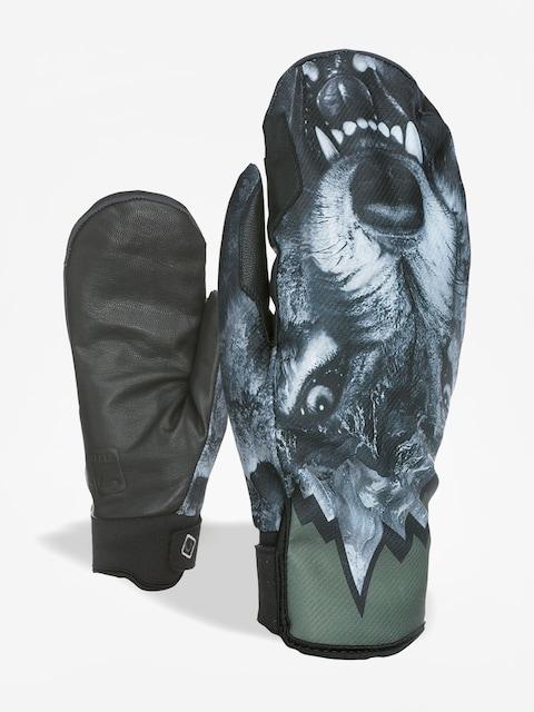 Level Pro Rider Mitt Handschuhe (grey)