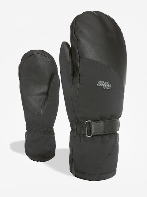 Level Bliss Crystal Mitt Gore Tex Gloves Wmn (black)