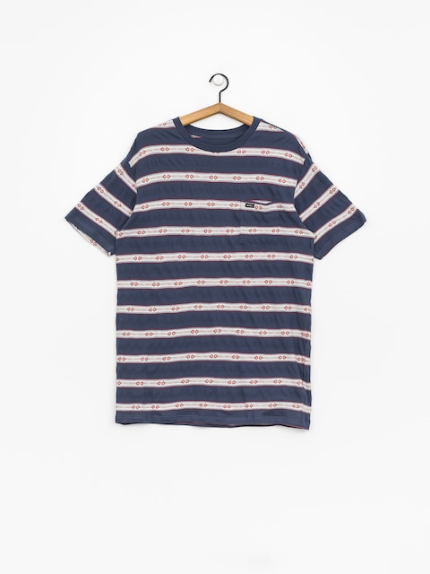 RVCA Outer Sunset T-shirt (seattle blue)