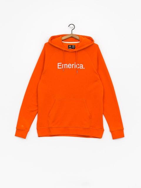 Emerica Purity HD Hoodie (orange)