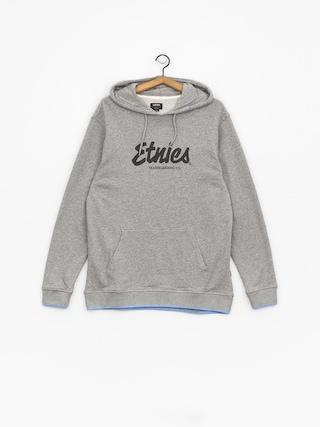 Etnies Speed HD Hoodie (grey/heather)