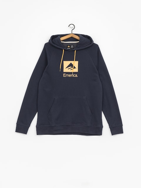 Emerica Brand Combo HD Hoody (navy)