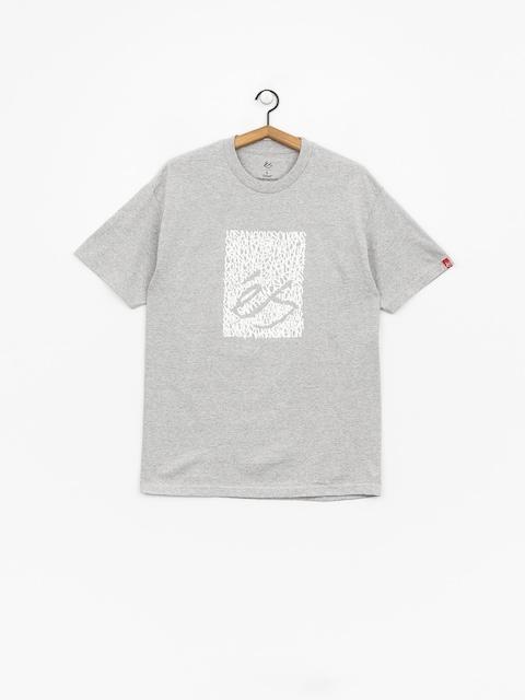 Es Main Block T-shirt (grey/heather)