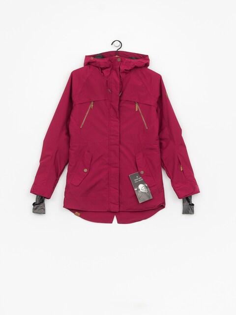 Roxy Tribe Snowboardjacke Wmn (beet red)