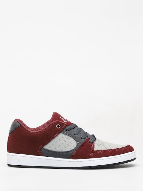 Es Accel Slim Shoes (red/grey)