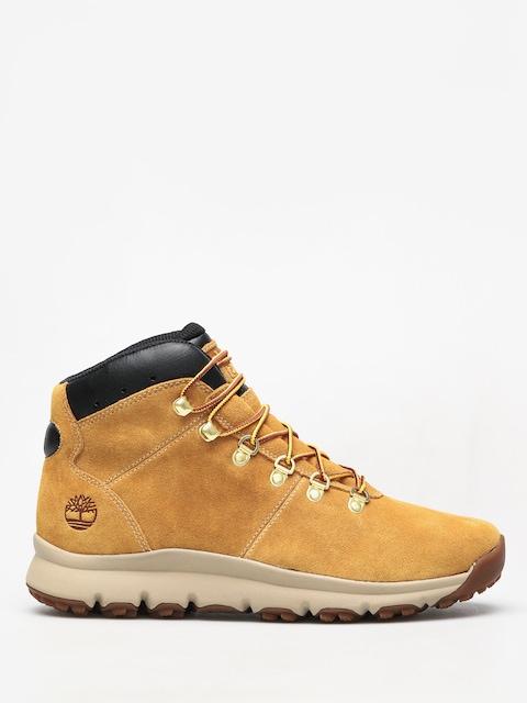 Timberland World Hiker Mid Winter shoes (wheat)