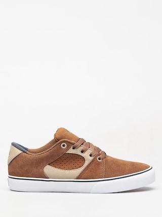 Es Square Three Shoes (brown/tan)
