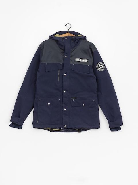 Westbeach Trojan Snowboard jacket (ultramarine)
