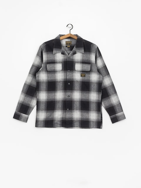 Emerica Pendleton Ls Flannel Shirt (black)