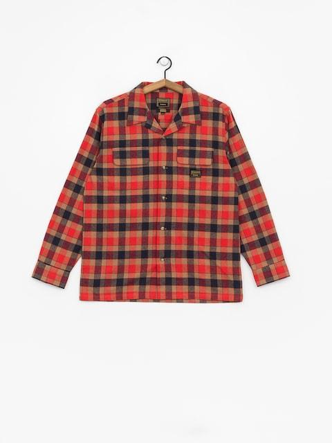 Emerica Pendleton Ls Flannel Hemd (red/navy)