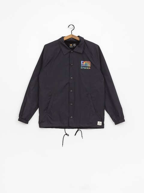 Emerica Darkness Jacket (black/print)