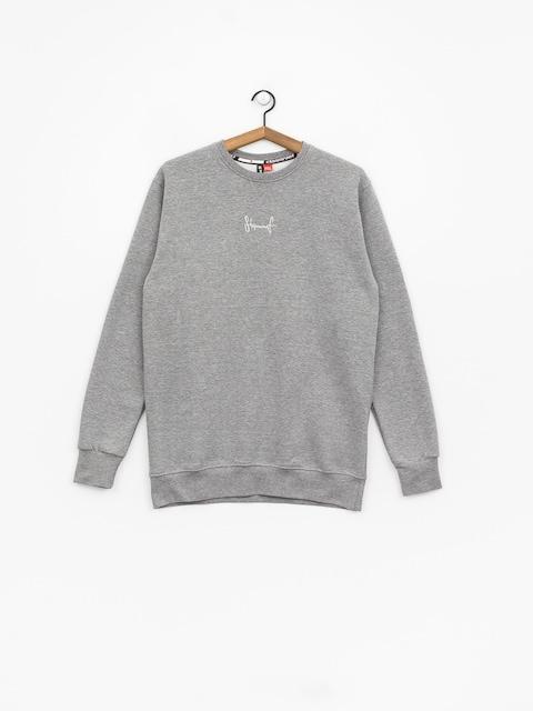 Stoprocent Smalltag Sweatshirt (grey)
