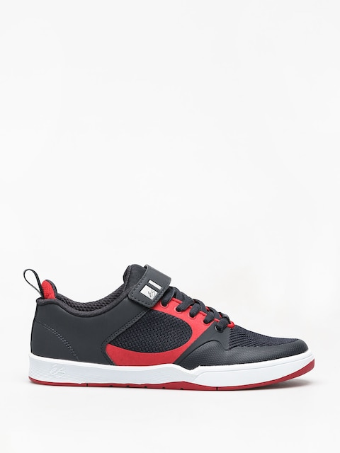 Es Accel Plus Ever Stitch Shoes (navy/red)