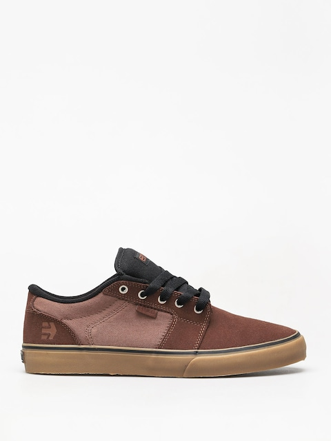 Etnies Barge Ls Shoes (brown/gum)