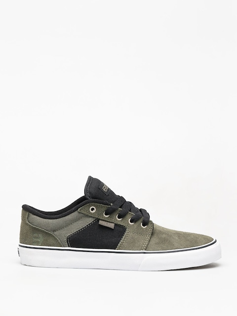 Etnies Barge Ls Shoes (olive/black)