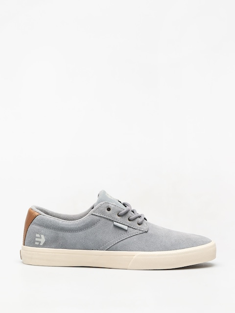 Etnies Jameson Vulc Shoes (grey/tan)