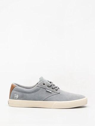 Etnies Jameson Vulc Shoes (grey/tan)