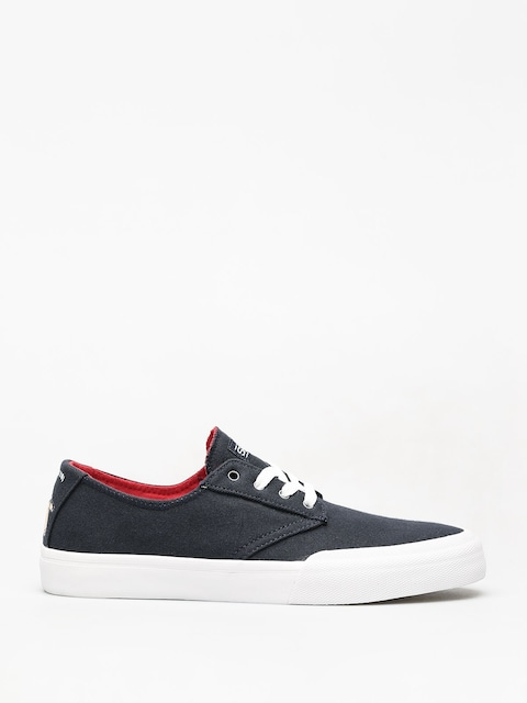 Etnies Jameson Vulc Ls X Sheep Shoes (navy)