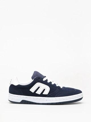 Etnies Lo Cut Shoes (navy/white)
