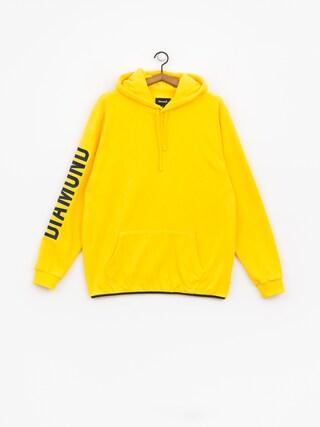 Diamond Supply Co. Polar HD Hoodie (yellow)