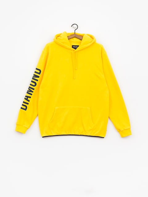 Diamond Supply Co. Polar HD Hoodie (yellow)