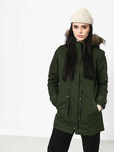 Element Curious Twill Jacket Wmn (olive drab)