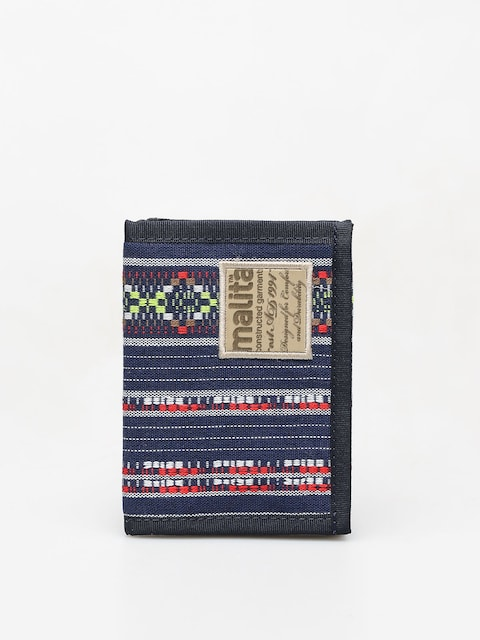 Malita Solidarity Wallet (navy)