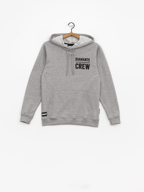 Diamante Wear Diamante Crew Hoodie