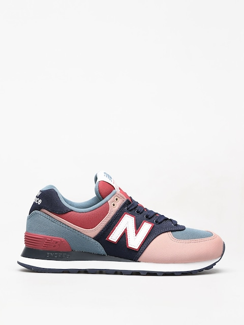 New Balance 574 Shoes Wmn (light petrol)