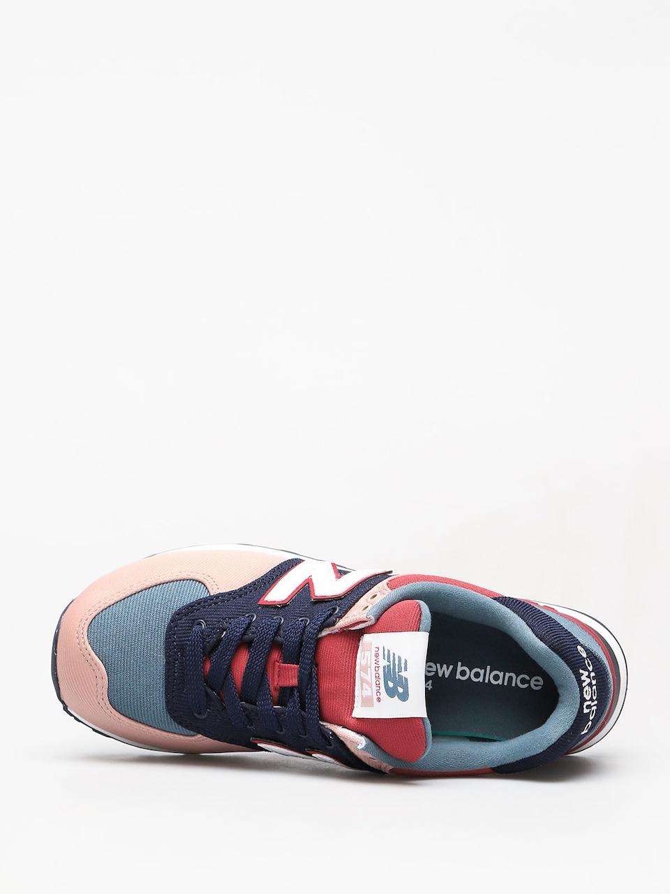 New Balance 574 Shoes Wmn (light petrol)