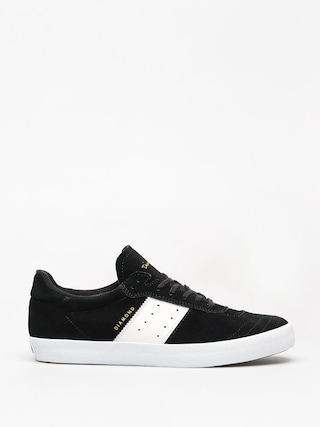 Diamond Supply Co. Barca Suede Shoes (black)