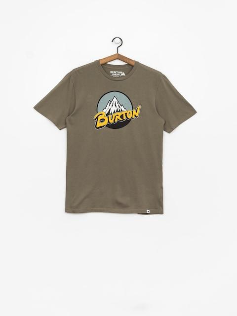 Burton Retro Mtn T-Shirt (dusty olive)
