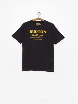 Burton Durable Gds T-shirt (trublk/gold)