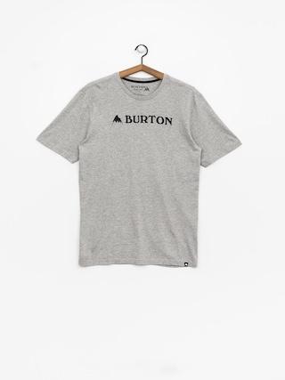 Burton Horizntl Mtn T-Shirt (gray heather)