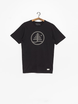 Burton Fmly Tree T-shirt (true black)