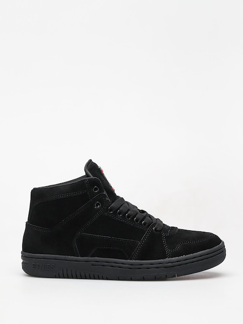 Etnies Mc Rap High Shoes (black)