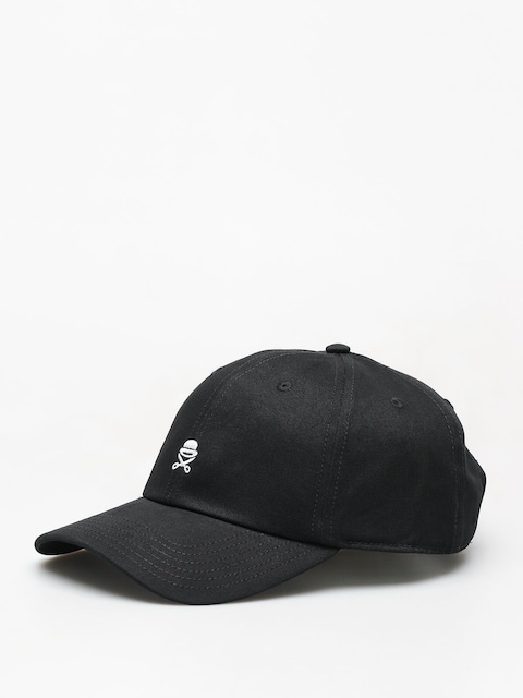 Cayler & Sons Small Icon ZD Cap (black/white)