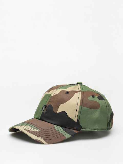 Cayler & Sons Small Icon ZD Cap (woodland/black)