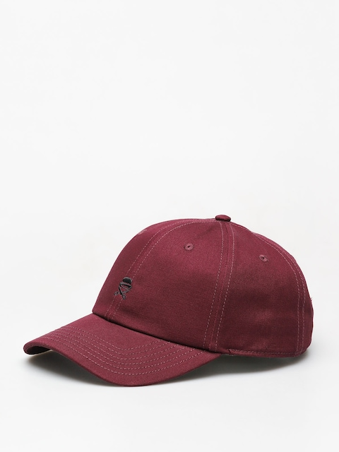 Cayler & Sons Small Icon ZD Cap (maroon/black)