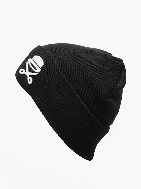 Cayler & Sons Old School Beanie (black/white)